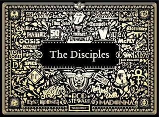 The Disciples - James Mollison