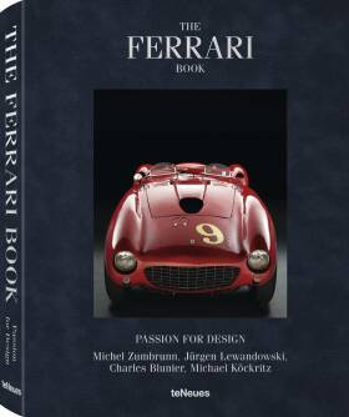The Ferrari Book - Passion for Design - Kolektiv