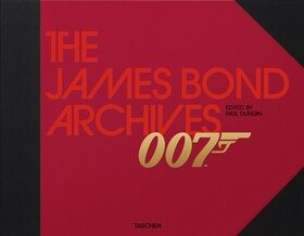 The James Bond Archives - Paul Duncan