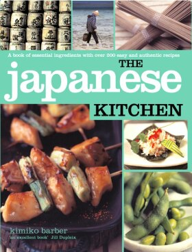 The Japanese Kitchen - Kimiko Barber