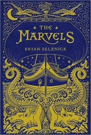 The Marvels - Brian Selznick