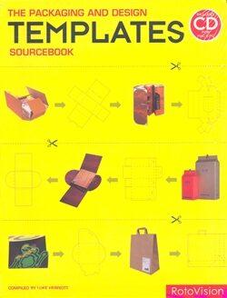 The Packaging and Design Templates Sourcebook - Luke Herriot