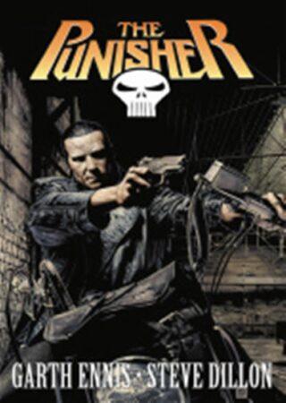 The Punisher 3. - Garth Ennis, Steve Dillon