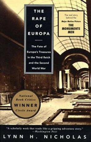 The Rape of Europa - Nicholas H Lynn