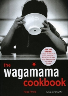 The Wagamama Cookbook + DVD - Hugo Arnold