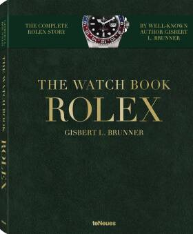 The Watch Book – Rolex - L. Brunner