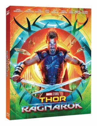 Thor: Ragnarok - Limitovaná sběratelská edice - BLU-RAY