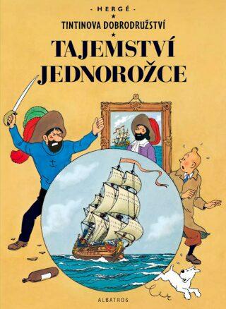 Tintinova dobrodružství Tajemství Jednorožce - Herge