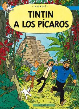 Tintin 23 - Tintin a los Pícaros - Herge