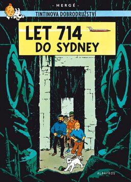 Tintin: Let 714 do Sydney - Herge