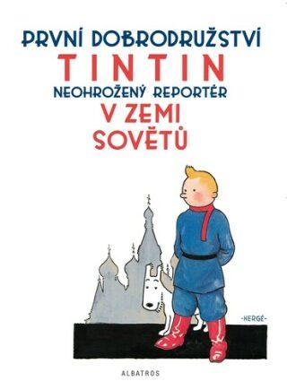 Tintin v zemi Sovětů - Herge