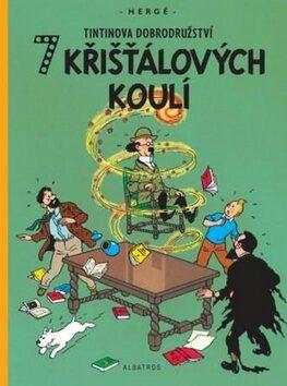 Tintin 13 - 7 křišťálových koulí - Herge