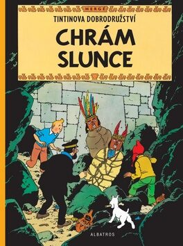 Tintinova dobrodružství: Chrám Slunce - Herge