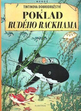 Tintinova dobrodružství: Poklad Rudého Rackhama - Herge