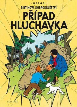 Tintin 18 - Případ Hluchavka - Herge