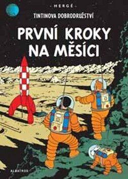 Tintinova dobrodružství: První kroky na Měsíci - Herge
