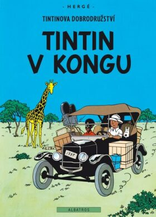 Tintin (2) - Tintin v Kongu - Herge