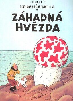 Tintin 10 - Záhadná hvězda - Herge