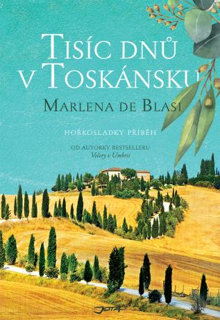 Tisíc dnů v Toskánsku - Marlena de Blasi - e-kniha