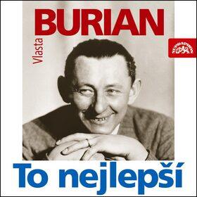 Burian Vlasta: To nejlepší - CD - Vlasta Burian