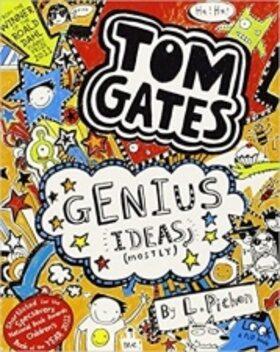 Tom Gates 4: Genius Ideas - Liz Pichon
