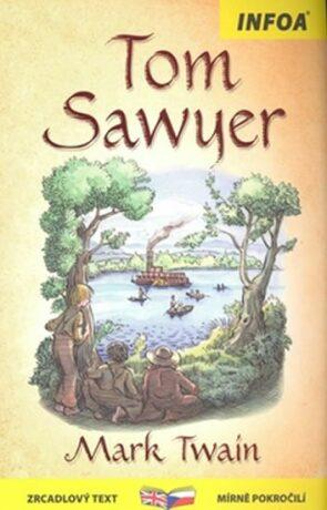 Zrcadlová četba - Tom Sawyer - Mark Twain