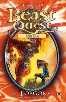 Torgor, strašlivý minotaurus - Beast Quest (13) - Adam Blade