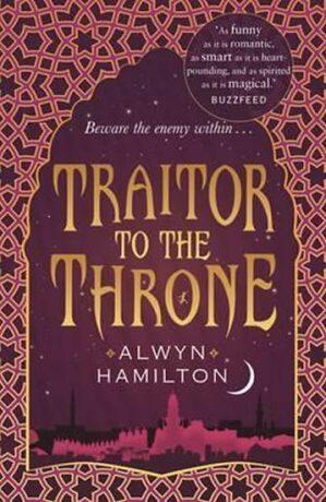 Traitor to the Throne - Alwyn Hamiltonová