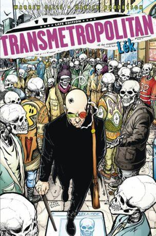 Transmetropolitan 9: Lék - Ellis Warren