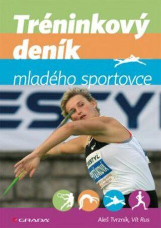 Tréninkový deník mladého sportovce - Aleš Tvrzník