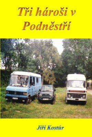 Tři hároši v Podněstří - Kolektiv