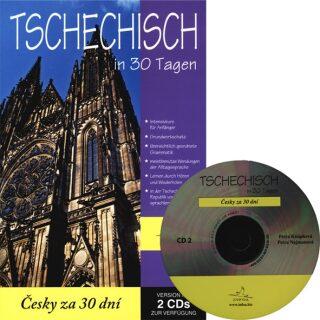 Tschechisch in 30 Tagen s 2 CD - neuveden