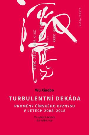 Turbulentní dekáda - Wu Xiaobo - e-kniha