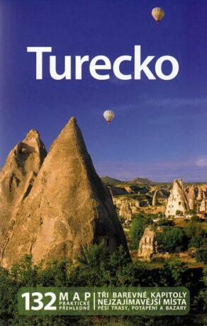 Turecko 2 - Lonely Planet - neuveden