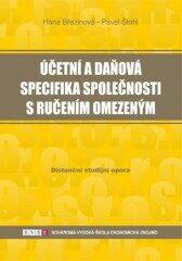 Účetní a daňová specifika s.r.o. 2012 - Pavel Štohl, Hana Březinová