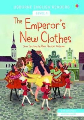 Usborne - English Readers 1 - The Emperor´s New Clothes - Hans Christian Andersen