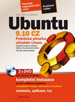 Ubuntu 9.10 CZ - Ivan Bíbr