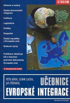 Učebnice evropské integrace - Petr König