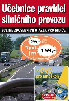 Učebnice pravidel silničního provozu + DVD nejen pro řidiče - Vladimír Souček
