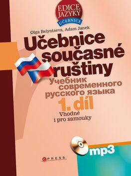 Učebnice současné ruštiny + mp3 - Adam Janek
