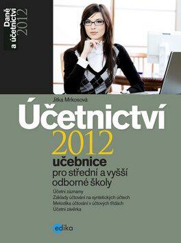 Účetnictví 2012 - Jitka Mrkosová