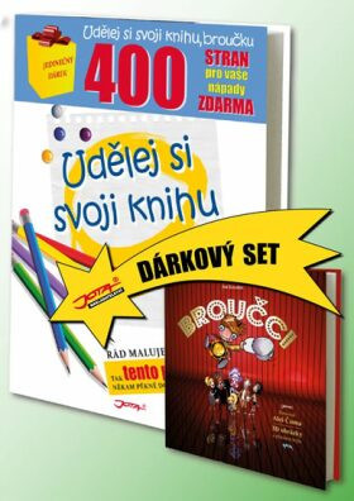 Udělej si svoji knihu, broučku - Jan Karafiát,
