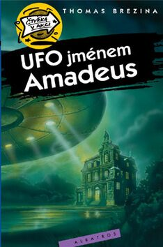 UFO jménem Amadeus - Thomas C. Brezina, Petr Urban