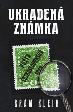 Ukradená známka - Bram Klein