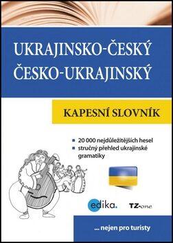 Ukrajinsko-český česko-ukrajinský kapesní slovník - TZ-one