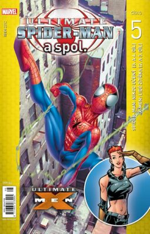 Ultimate Spider-Man a spol. 5 - Brian Michael Bendis