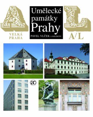 Umělecké památky Prahy A-L - Pavel Vlček