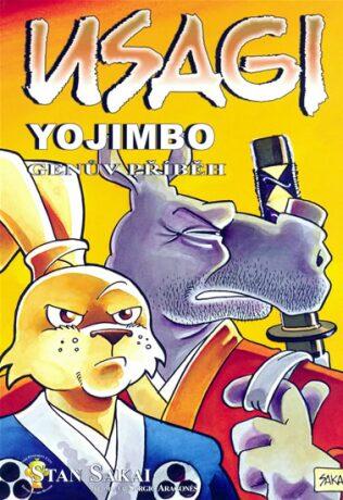 Usagi Yojimbo Genův příběh - Stan Sakai