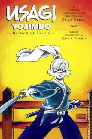 Usagi Yojimbo - Most slz - Stan Sakai