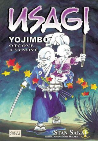 Usagi Yojimbo - Otcové a synové - Stan Sakai